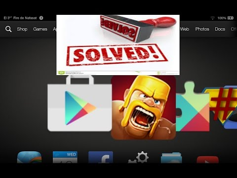 How to download apps and games to your kindle fire bt.