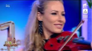 Tough Love - Avicii | Amadeea Violin Cover @Neatza cu Răzvan și Dani