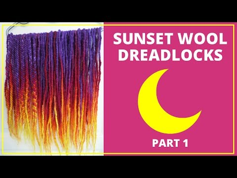Sunset Wool Deadlock Tutorial: Part 1: Preparation
