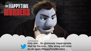 The Happytime Murders   Puppets Read Your Tweets   Own It Now On Digital Hd, Blu-ray & Dvd