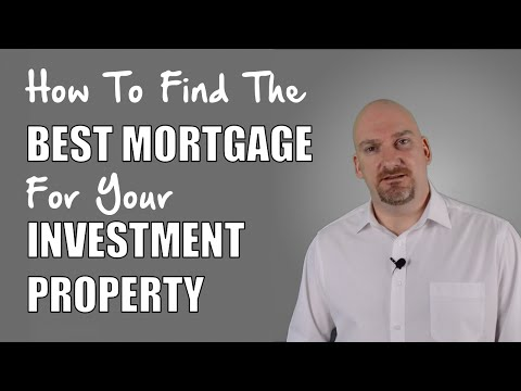 How To Find The Best Buy To Let Mortgage For Your Investment Property | Real Estate Investing Tips