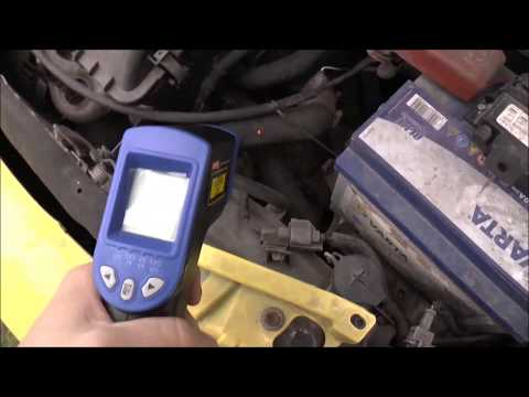 How to check/test radiator fan - Aygo, C1, 107