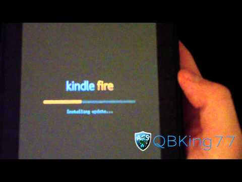 How to Update the Kindle Fire to Software Version 6.2.2