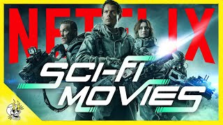 20 Stunning Sci Fi Movies on NETFLIX You Need in Your Queue   Flick Connection