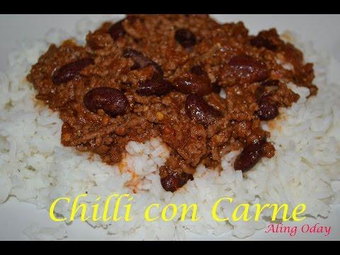 Chilli con Carne (Filipino Version)