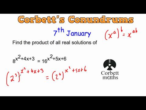 Corbett's Conundrum - 7th January