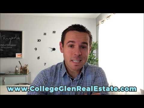 College Glen Real Estate Update February 2018 - www.CollegeGlenRealEstate.com