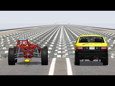 The YardBusters #1 – BeamNG Drive Endurance Competition