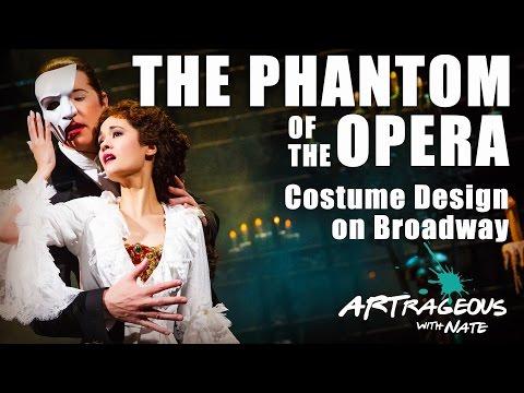 The Phantom of the Opera:Costume Design on Broadway