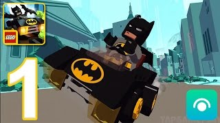 LEGO DC Super Heroes Mighty Micros - Gameplay Walkthrough Part 1 (iOS, Android)