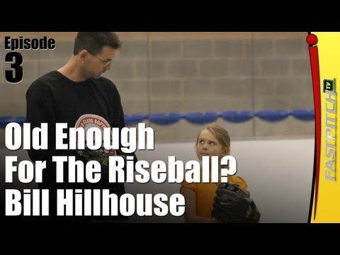 Softball Drills & Tips: Throw The Riseball   Fastpitch TV