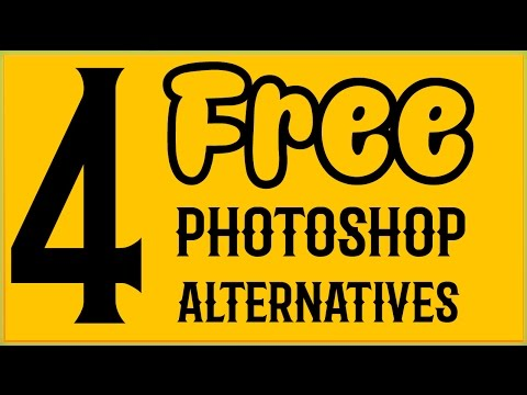 4 Free Best Adobe PhotoShop Alternatives For Windows / Mac / Linux