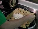 Oven Fried Squash