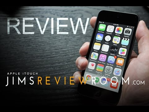 Apple iPod Touch 6th Generation (2015) - REVIEW