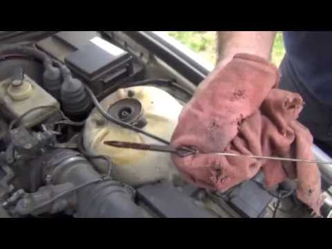 How To Check Your Oil Level On Your BMW And Top Off Your Oil