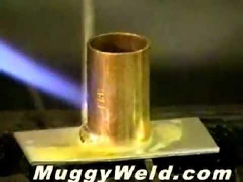 Soldering Aluminum to Copper