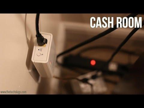 Cash Room Network Updates (PowerLine)