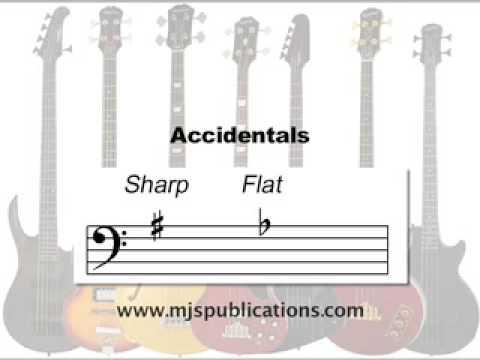 HOW TO READ BASS GUITAR SHEET MUSIC