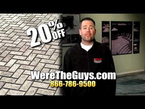 Make Old Brick Pavers Look Like New and save 20% - PMS Brick Pavers