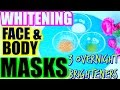 How To Remove TAN Whiten Face & Body Naturally Homemade Natural Masks & Scrub | SuperPrincessjo