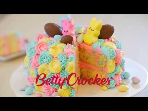 Easter Celebration Cake