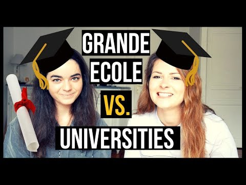 French Education System Explained: Grandes Ecoles vs University