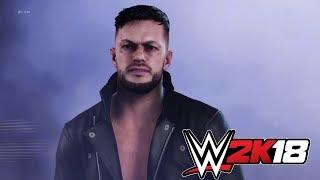 WWE 2K18 Finn Bálor Entrance