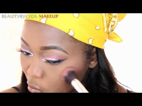 HAPPY THANKSGIVING MAKEUP|BIRTHDAY SERIES 2014
