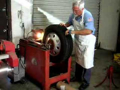 Tire Truing (1 of 2)