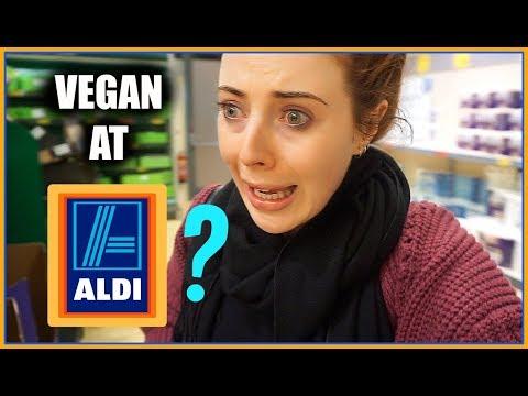 Vegan stuff in Aldi?! [Laura's Views]