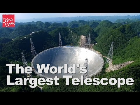 FAST: The World's Largest Telescope | A China Icons Video