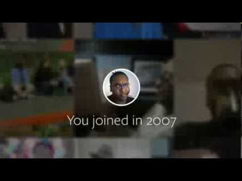 A look back at my profile on Facebook's 10th Anniversary