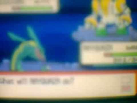 Pokemon Diamond/Pearl How to catch a Regigigas