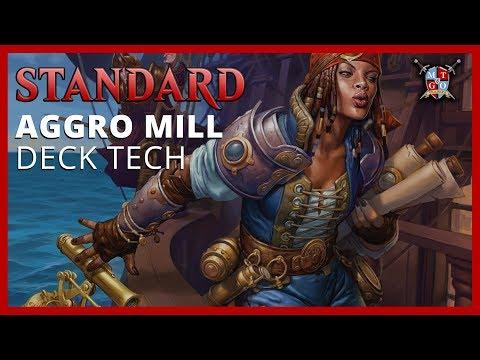 Aggro Mill Budget Rivals of Ixalan Standard Deck Tech MTG