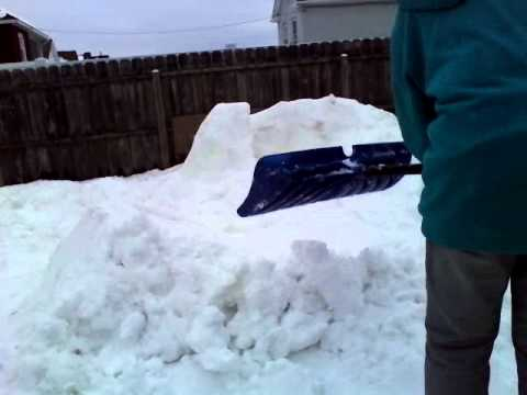Yoda Morpheus: guide to making a snow half pipe