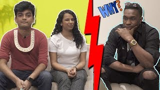 Awkward Interviews - DJ BRAVO
