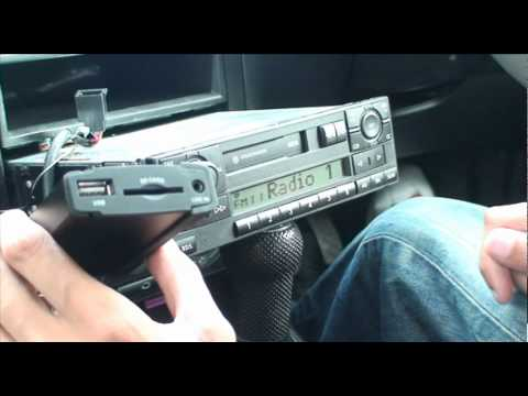 How to Play Music from Micro SD Card / USB Stick in your Car Easily (XCar Link Adapter)