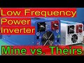 Low vs High Freqeuency Inverters FREE Power Bank Give Away
