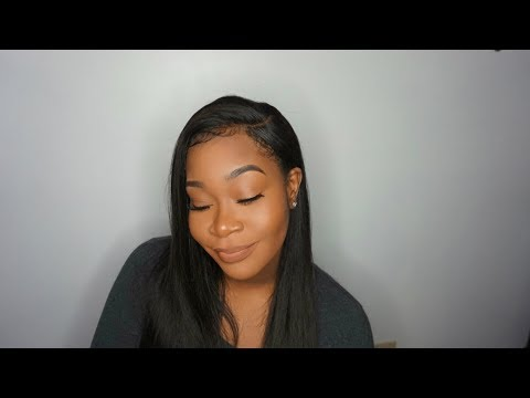 2 Bundles & A Frontal Enough??   Aliexpress Brazilian Straight Hair   Celie Hair
