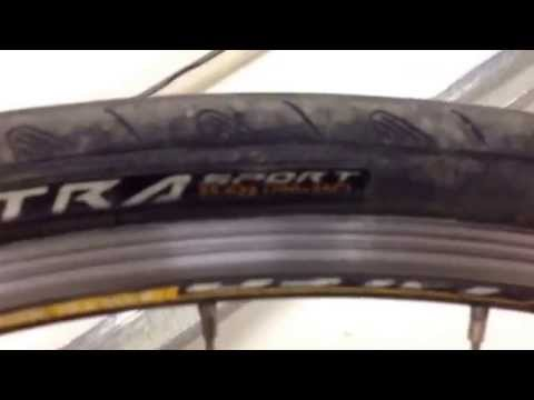 How to pick the correct tube size for your bike wheel