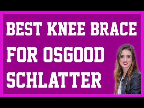 Best Knee Brace For Osgood Schlatter | Patella Tendon Strap | Brace Osgood