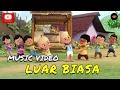 Download lagu Upin & Ipin - Luar Biasa (Official Music Video)