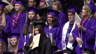 Weber State University Fall 2015 Commencement