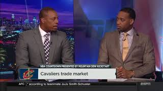 Cavaliers Deadline Trade Possibilities | NBA Countdown
