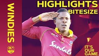 Windies vs England 1st T20I 2019 | Bitesize Highlights
