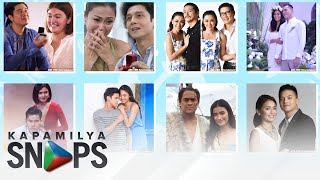 Revisit some of the sweetest wedding proposals from Kapamilya teleseryes | Kapamilya Snaps
