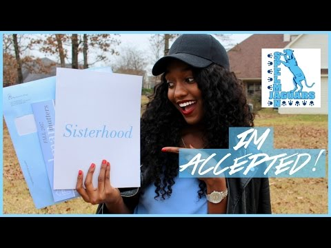 HOW I GOT ACCEPTED INTO SPELMAN COLLEGE | KENNEDY SIMONE