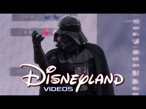 Star Wars La Saison de la Force - Disneyland Paris 2017 HD