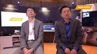 MediaTek and Sony Executives discuss edge-AI enhanced devices