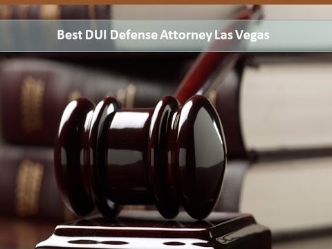 Tips To Choose The Best DUI Defense Attorney